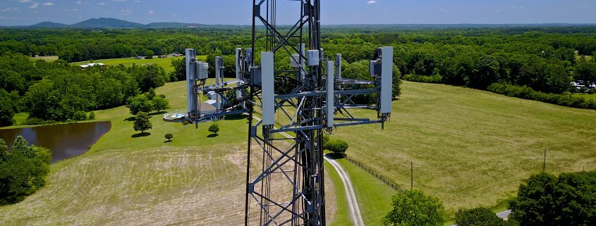 Aerial Tower & Structure Inspections | Building Diagnostics Group