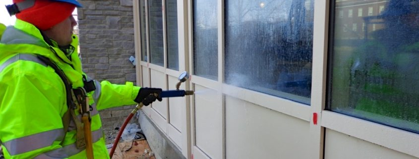 Aama 501 2 Hose Nozzle Water Spray Testing